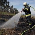 Flurbrand in Hollenburg